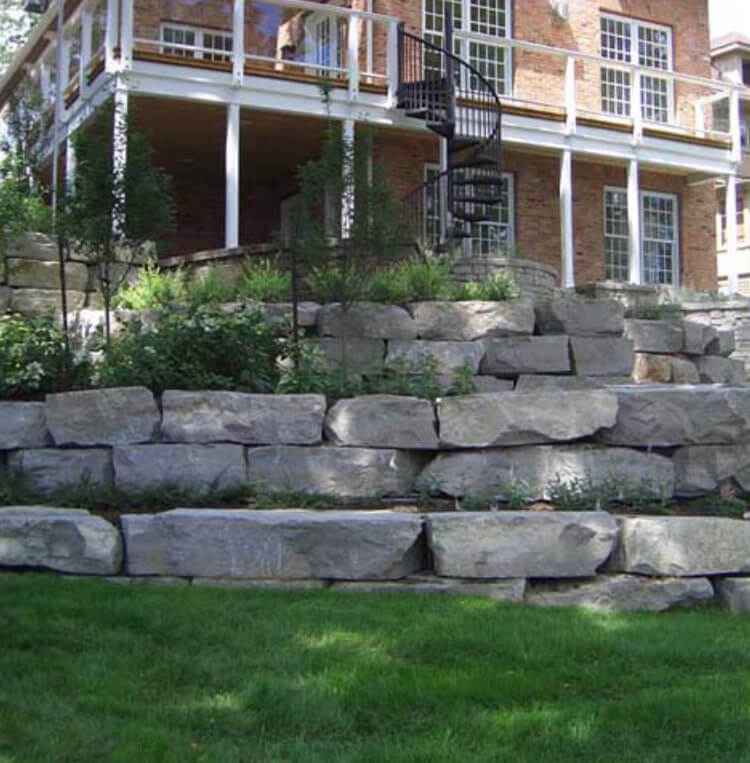 Retaining Wall Design and Construction