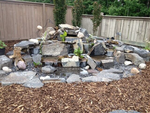 Water Feature Upgrades