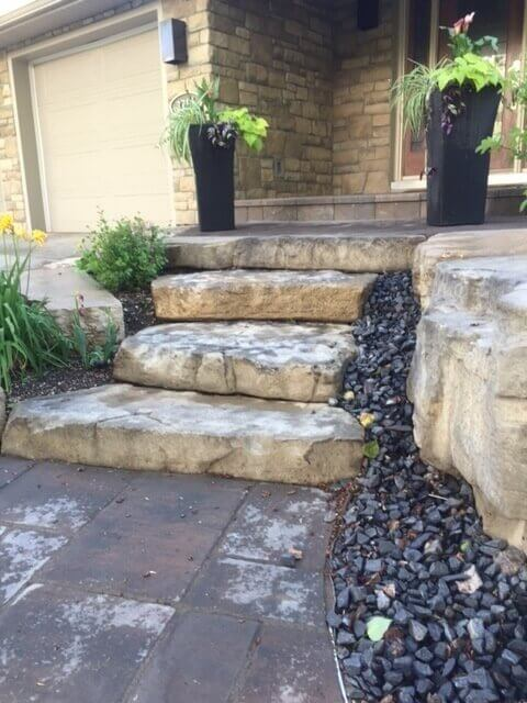 Garden & Patio Steps