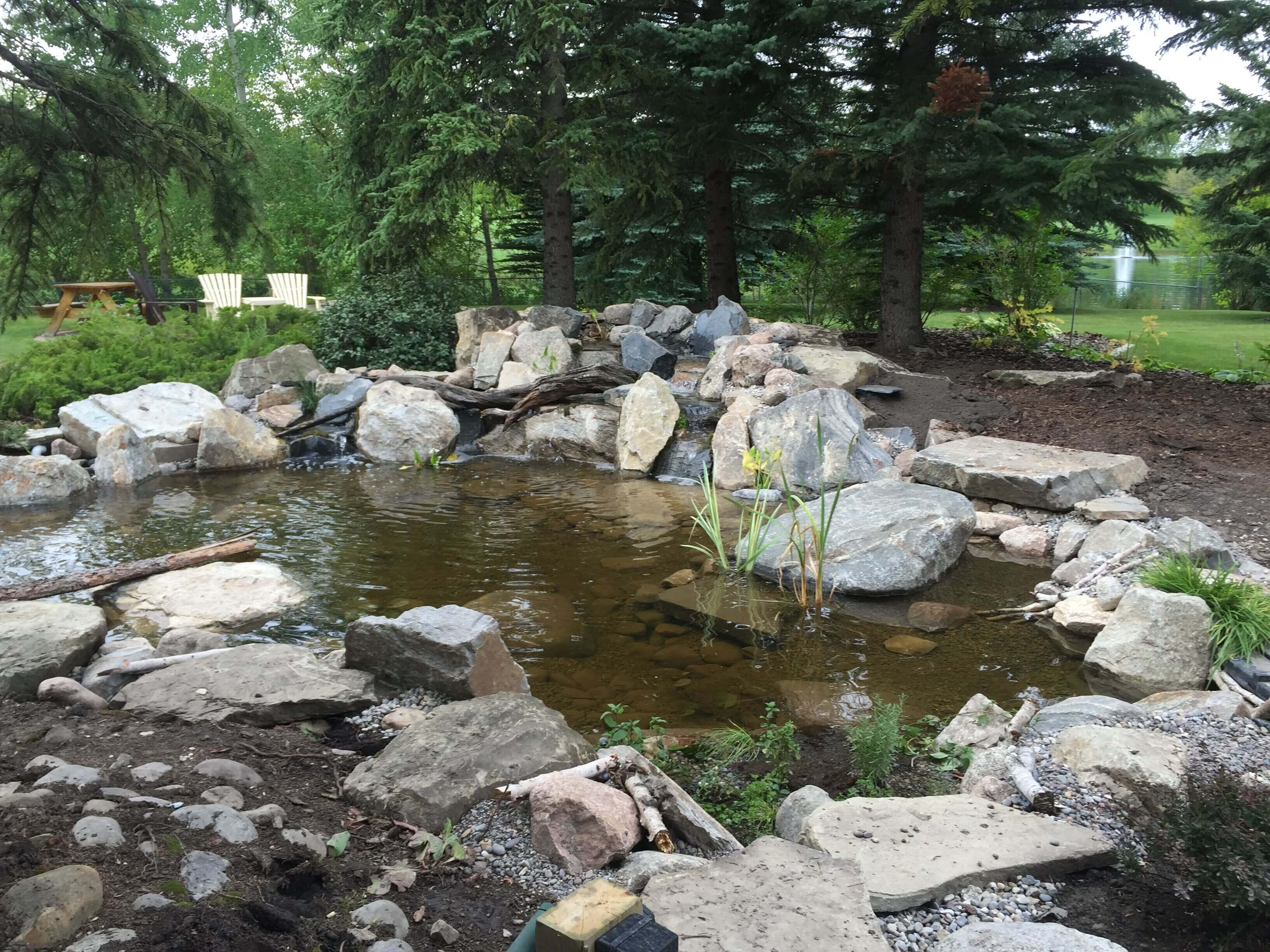 Pond Design and Construction in Calgary