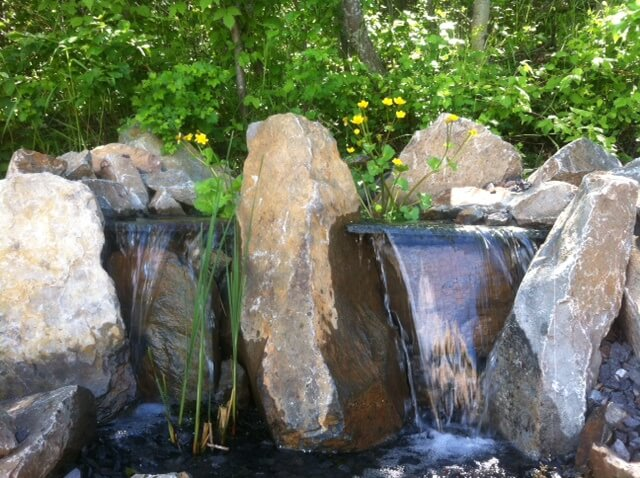 Waterfall Builder in Calgary