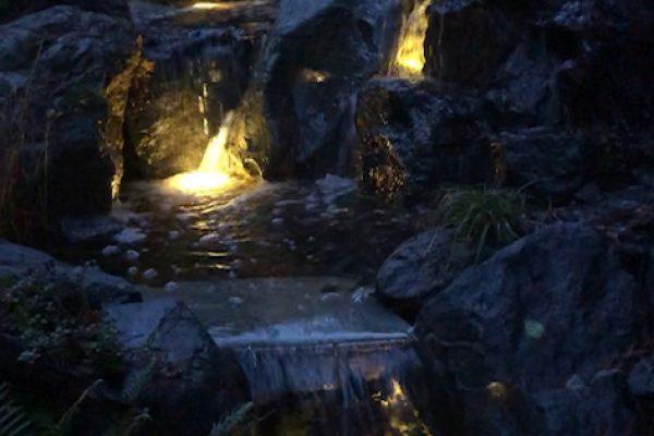 Lighting - Night Lighting Comox Valley, BC
